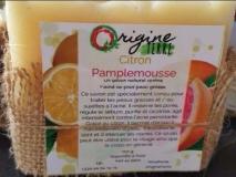 Savon anti acné citron pamplemousse